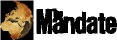 The Mandate Logo